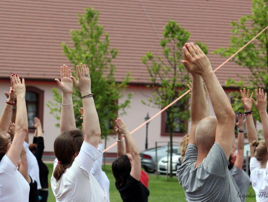 Osiem stopni jogi